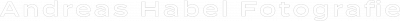 Andreas Habel Fotografie Logo